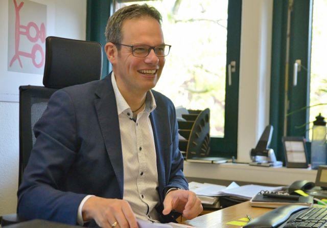Raesfelder Bürgermeister Andreas Grotendorst tritt nicht mehr zur Wahl an