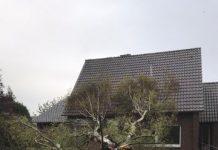 Sturschaden in Raesfeld