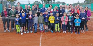 Tennismeisterschaft Raesfeld-Erle 2019
