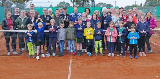 Tennismeisterschaft Raesfeld-Erle 2019