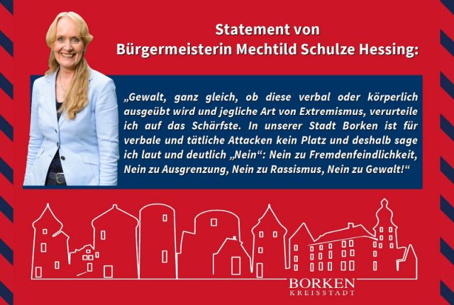 bürgermeisterin Borken Schulz-hessing