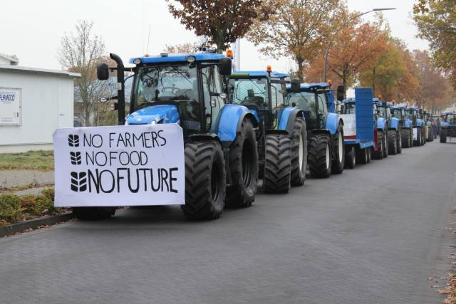Bauerndemo 2019 Agrotec