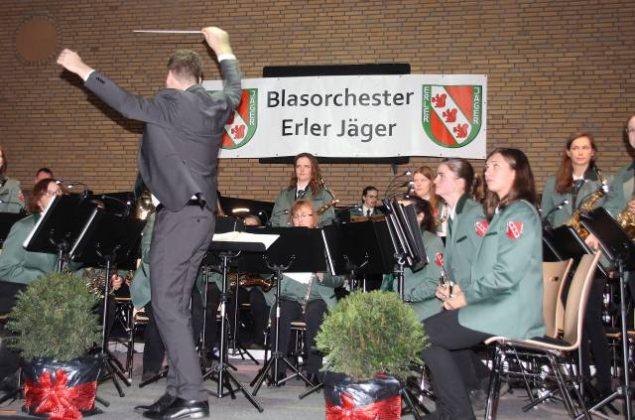 Herbstkonzert Erler Jäger 2019