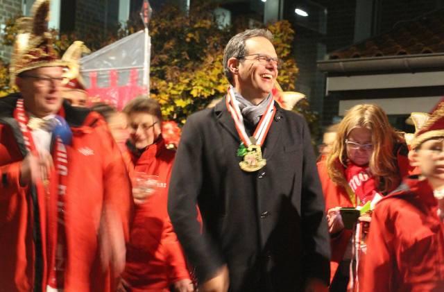 Bürgermeister Andreas Groten