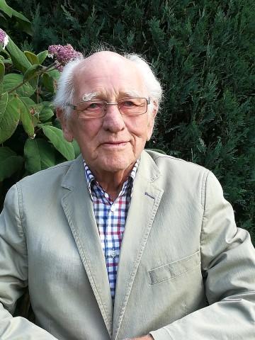 Richard Meyerratken im Alter von 95 Jahren