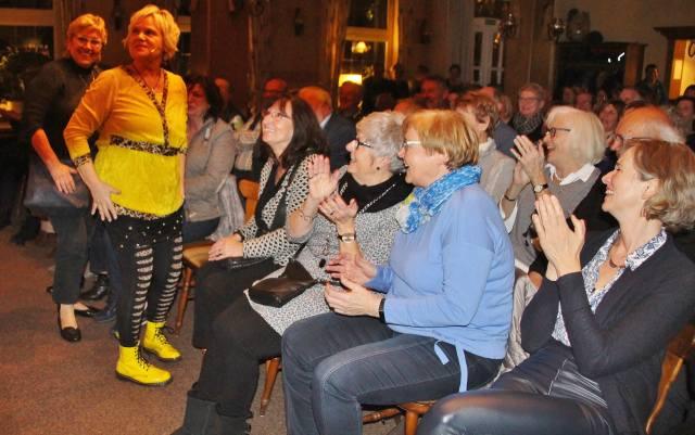 Thekentratsch Kleinkunstbühne Erle 2019