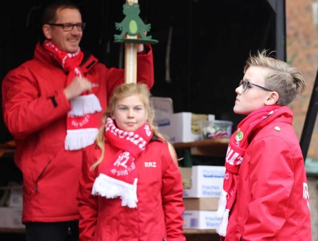 Wiegen und Messen karneval Raesfeld 2019