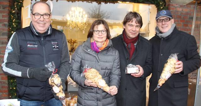 Rotray Club Lippe isse Adventsmarkt Raesfeld