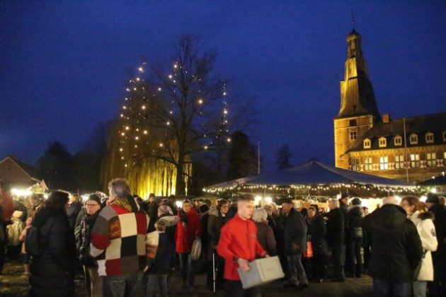 Adventsmarkt Schloss Raesfeld 2019