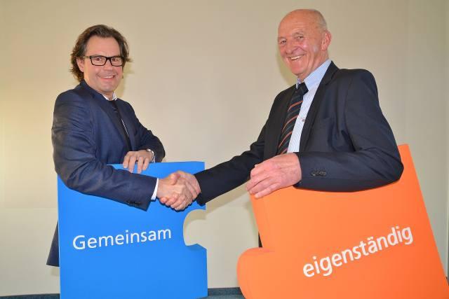 Jan-Bernd Seier und Johannes Böckenhoff