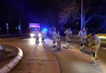 Benzin verloren Raesfeld Feuerwehr