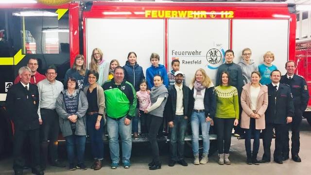 Nachwuchs Feuerwehr Raesfeld 2019