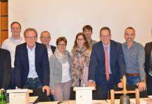 Verwaltungsvorstand der Gemeinde Raesfeld 2019