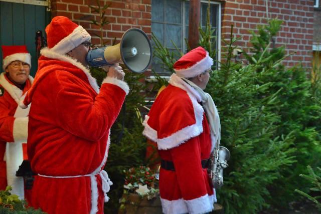 Weihnachtsmarkt Preen's Hoff Erle 2019