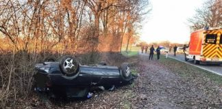 Unfall Üfte Erler Straße