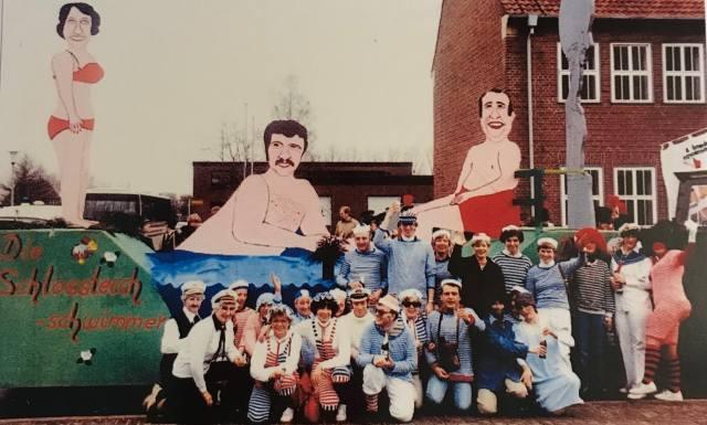 1981 Brökerstegge