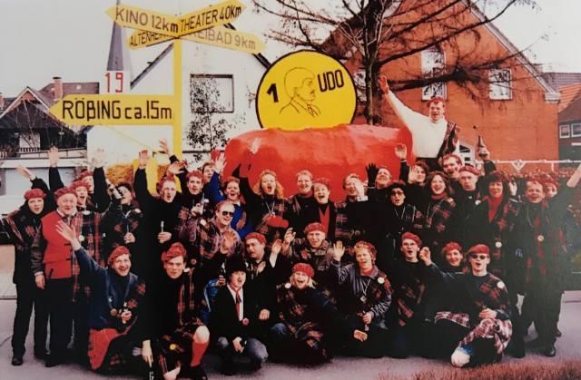 Brökerstegge 1995