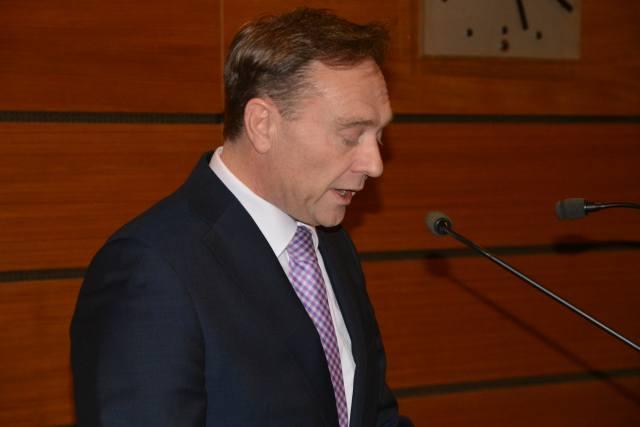 Bundesverdienstkreus für Reinhard Kipp aus Raesfeld