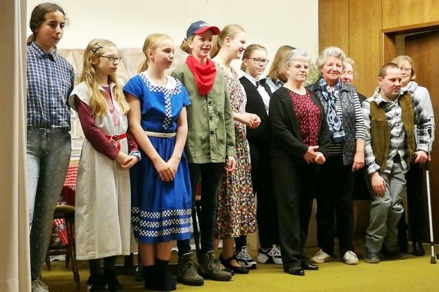 Plattdeutsche Theatergruppe Heimatverein Erle