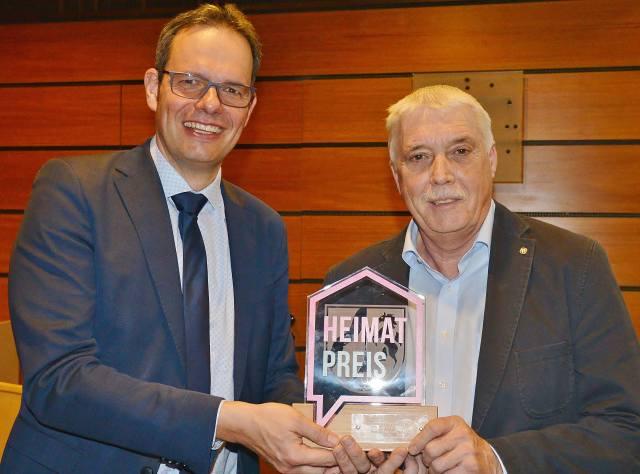 Hans Brune Heimatpreis Raesfeld 2019