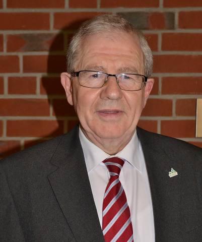 Hans-Dieter Strothmann stell. Bürgermeister Raesfeld