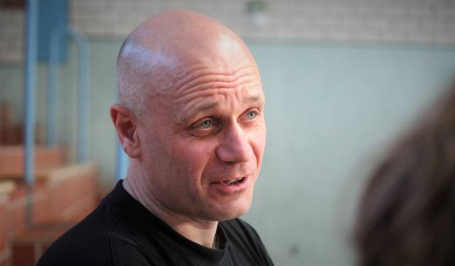 Kampfkunst Peter Scholz