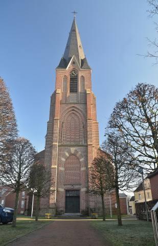 Kirchplatz St. Silvester Erle Fotos Petra Bosse