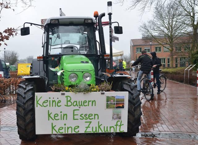 Land schafft Verbindung Raesfelder Landwirte