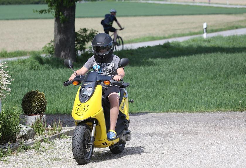 Moped Führerschein Mit 15 Nrw