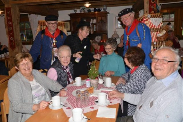 Neujahrstreffen Heimatverein Marbeck 2020