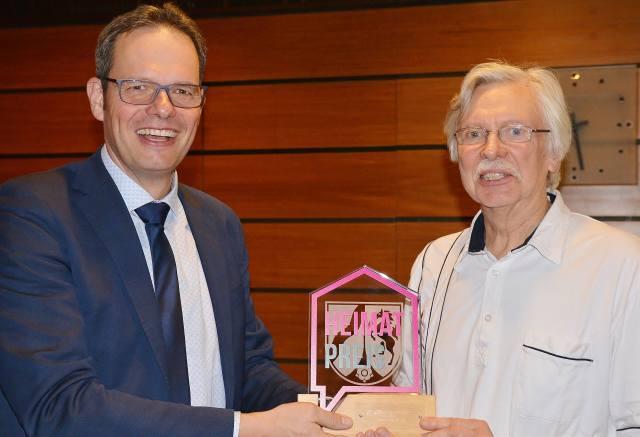 Norbert Sabellek heimatpreis Raesfeld 2019