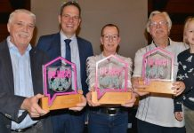 Verleihung Heimatpreis Raesfeld 2019
