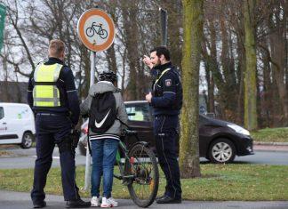 Kreisweite Schwerpunktkontrollen zur Senkung der Unfälle mit Schwerverletzten