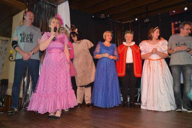 EAV Erle Premiere im Saal von Brömmel-Wilms