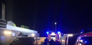 Feuerwehr Raesfeld Einsatz Marbecker Straße Rosenmontag