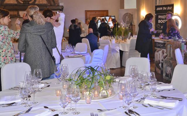 Hochzeitsmesse Rittersaal 2020