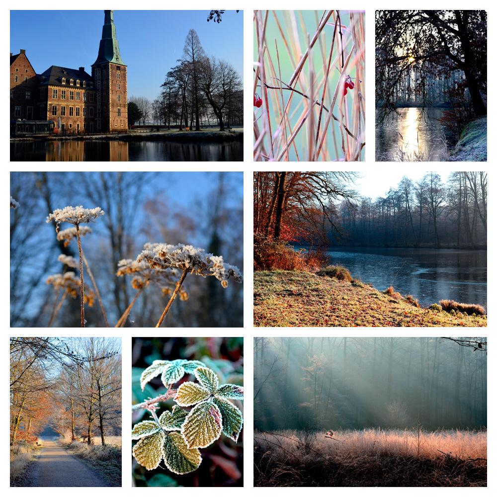 Naturpark Hohe Mark Schloss Raesfeld