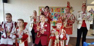 RCV und RRZ besuchen Raesfelder Grundschulen Karneval 2020