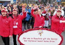 Rosenmontagszug Raesfeld 2020