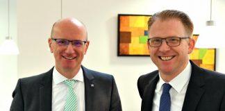 Vorstand Volksbank Erle