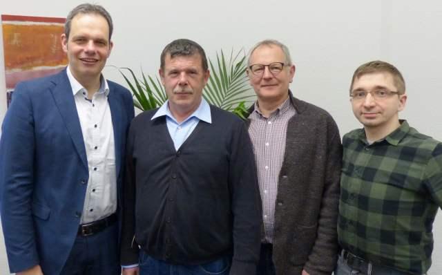 Verabschiedung Thomas Brömmel