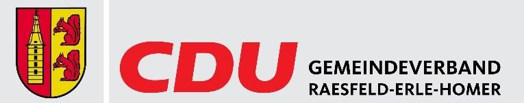 CDU Gemeindeverband Raesfeld1
