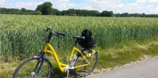 Radtouren Münsterland Raesfeld Erle