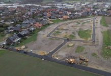 Luftbild Raesfeld Stockbreede