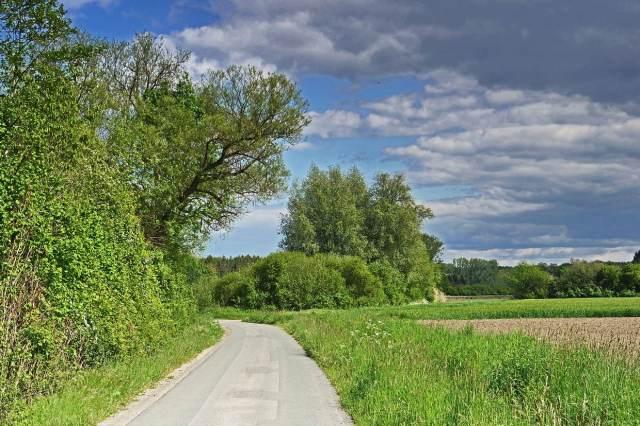 Schönste Fahrradrouten Münsterland Raesfeld