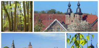 Schloss Raesfeld Frühling 2020