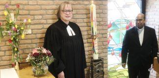 Corona Erster Gottesdienst Raesfeld