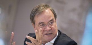 Coronakrise NRW Armin Laschet