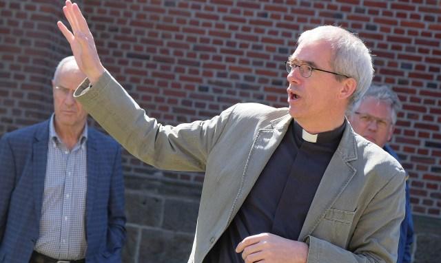 Pastor Michael Kenkel