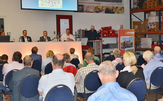 CDU Raesfeld Kandidaten Kommunalwahl